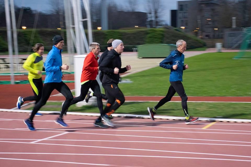 Intervaltraining Sport Vlaanderen